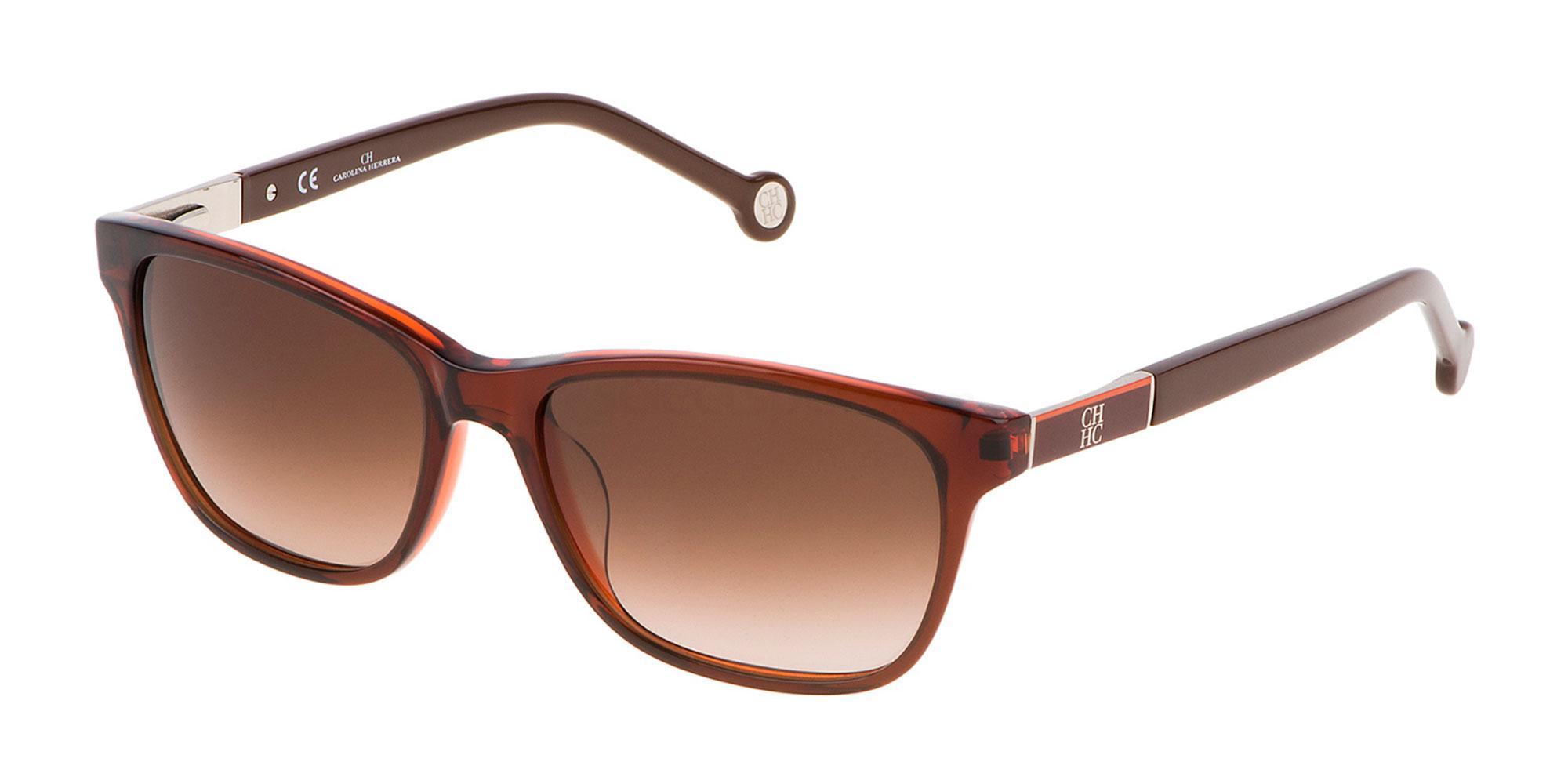 06MM SHE643 Sunglasses, CH Carolina Herrera