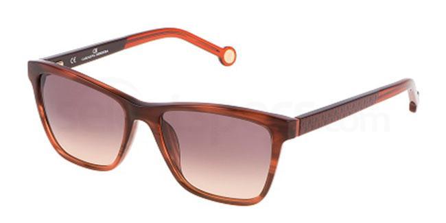 06DB SHE646 Sunglasses, CH Carolina Herrera