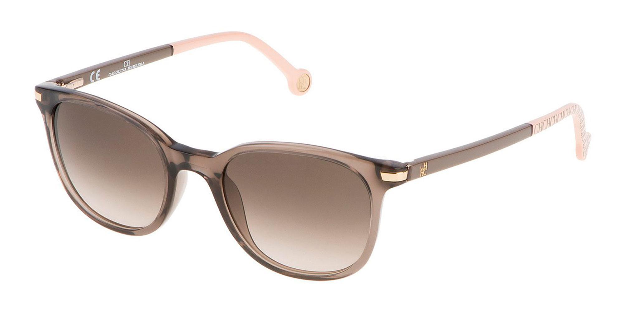 04AL SHE650 Sunglasses, CH Carolina Herrera