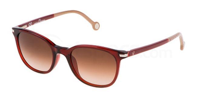 06DC SHE650 Sunglasses, CH Carolina Herrera