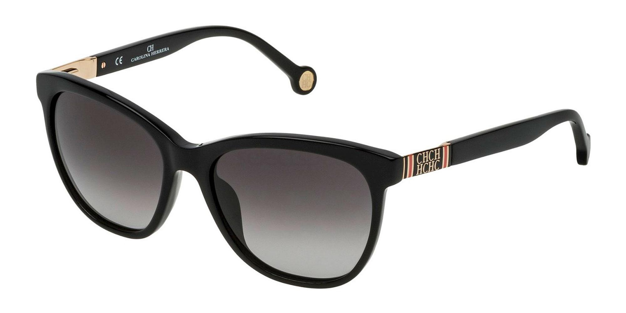0700 SHE691 Sunglasses, CH Carolina Herrera