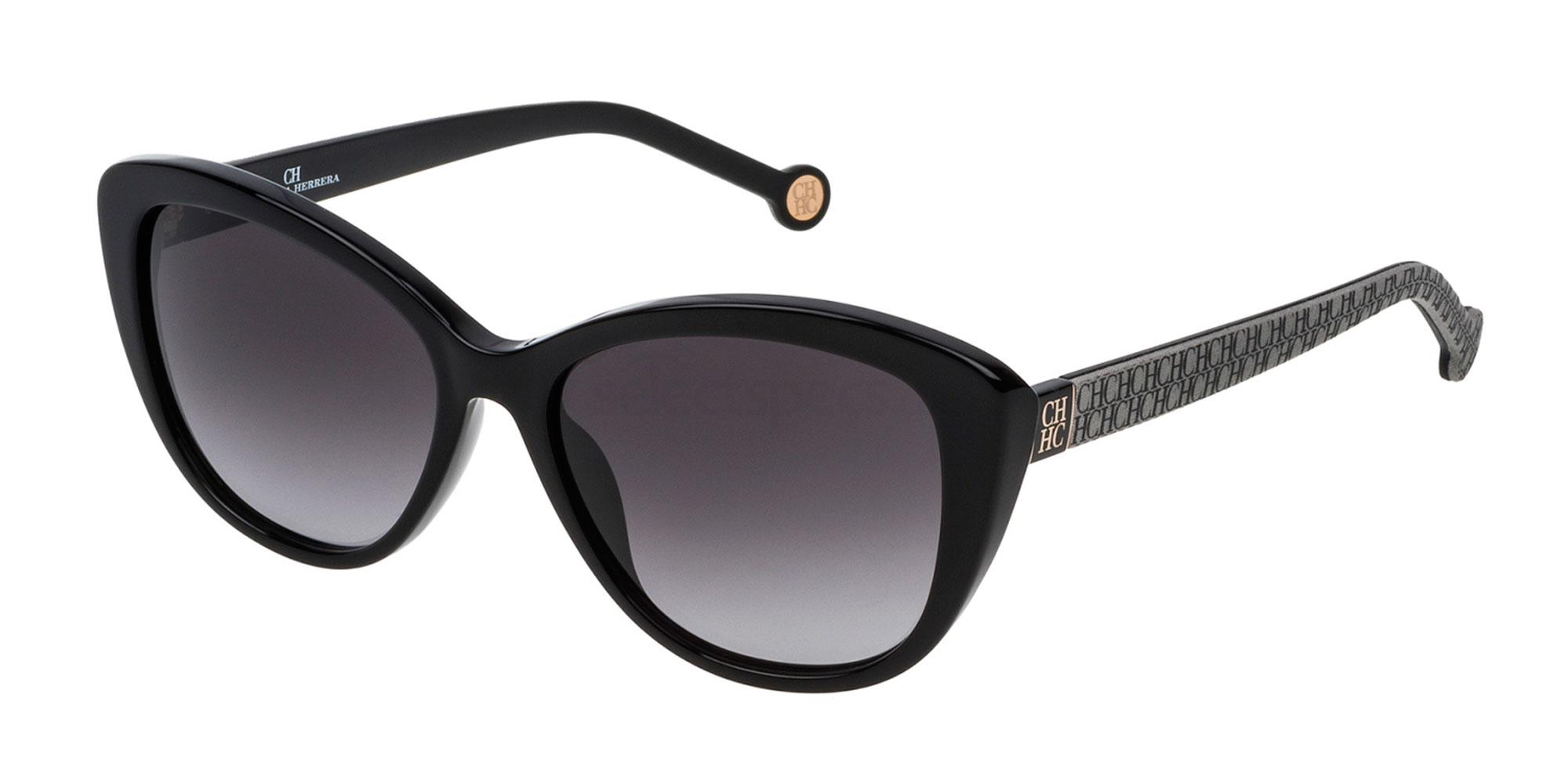 0700 SHE700 Sunglasses, CH Carolina Herrera