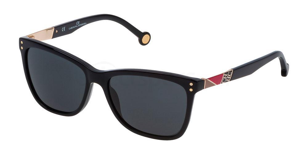 0700 SHE749 Sunglasses, CH Carolina Herrera