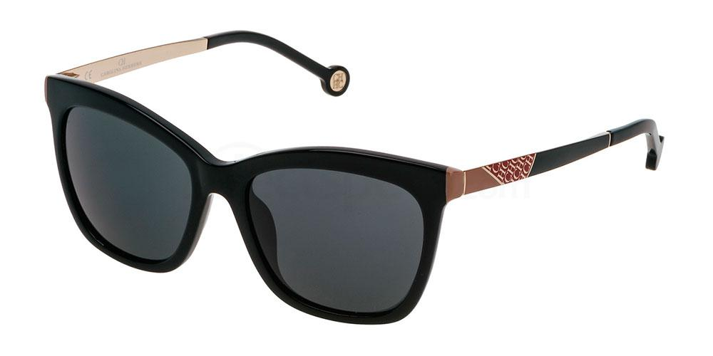 0700 SHE746 Sunglasses, CH Carolina Herrera