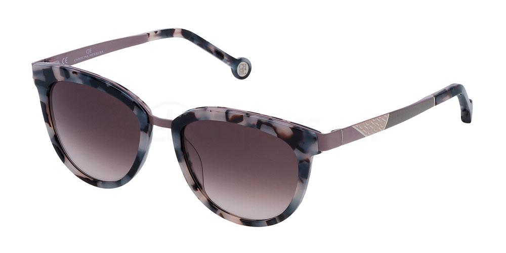 09BB SHE748 Sunglasses, CH Carolina Herrera