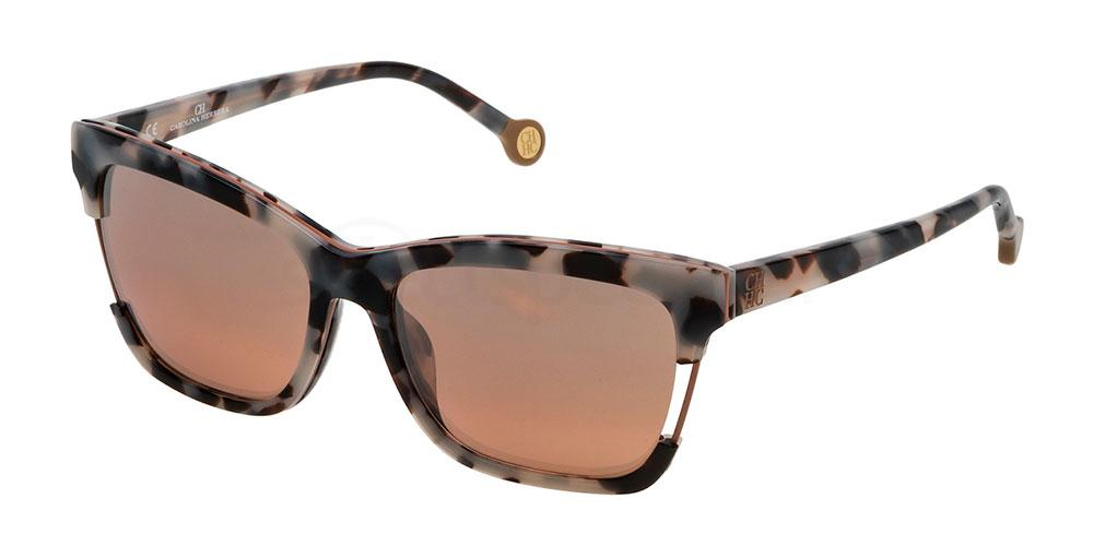 9BBX SHE752 Sunglasses, CH Carolina Herrera