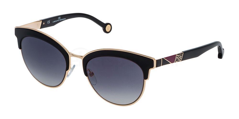 033M SHE101 Sunglasses, CH Carolina Herrera