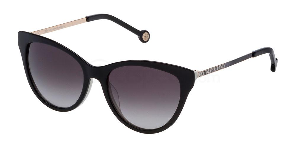 0943 SHE753 Sunglasses, CH Carolina Herrera
