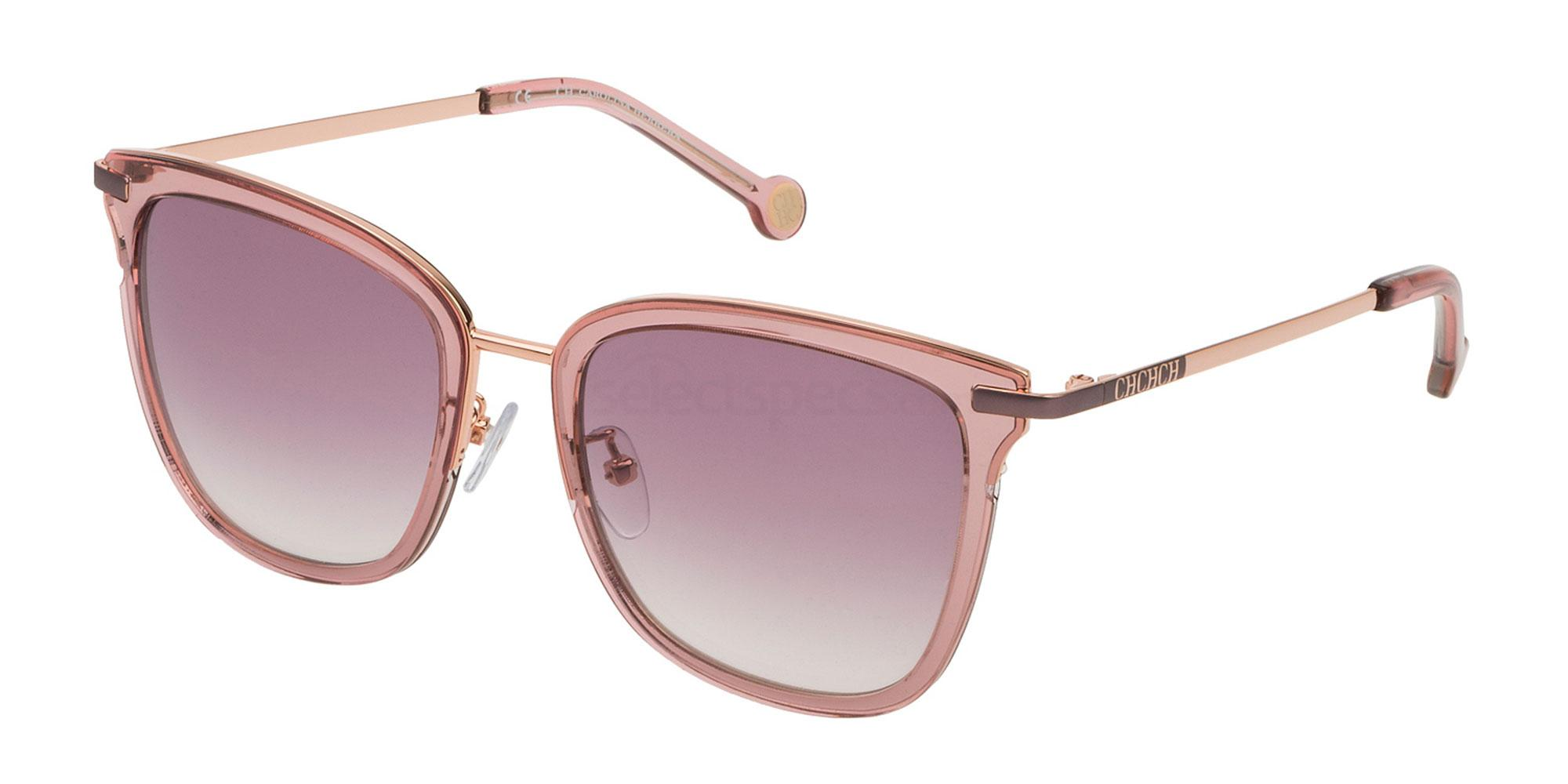 0561 SHE122 Sunglasses, CH Carolina Herrera