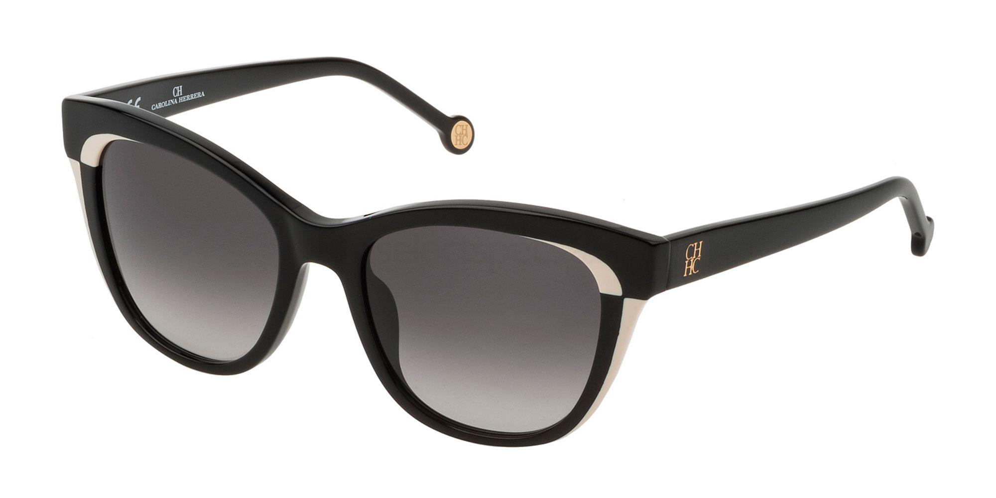0700 SHE787 Sunglasses, CH Carolina Herrera