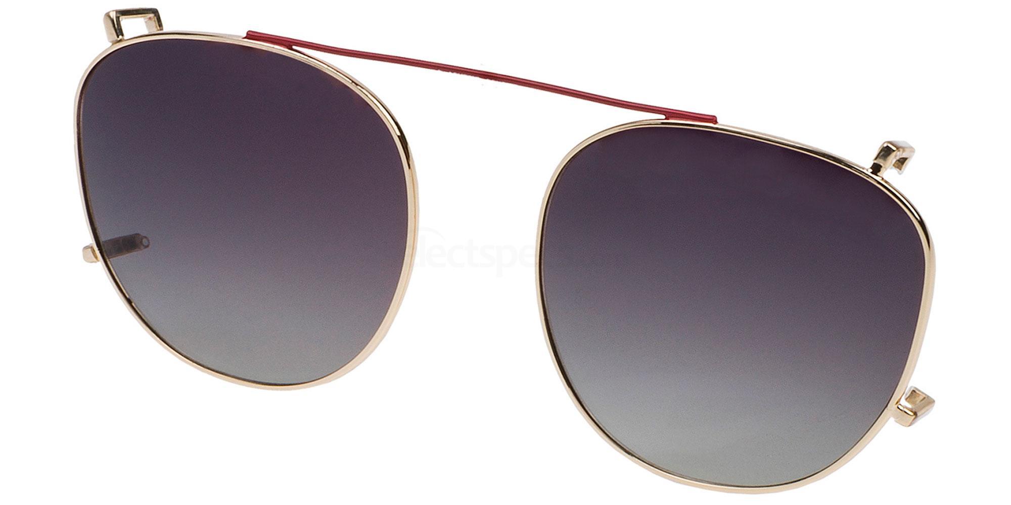 357P AGHE737 Sunglasses, CH Carolina Herrera