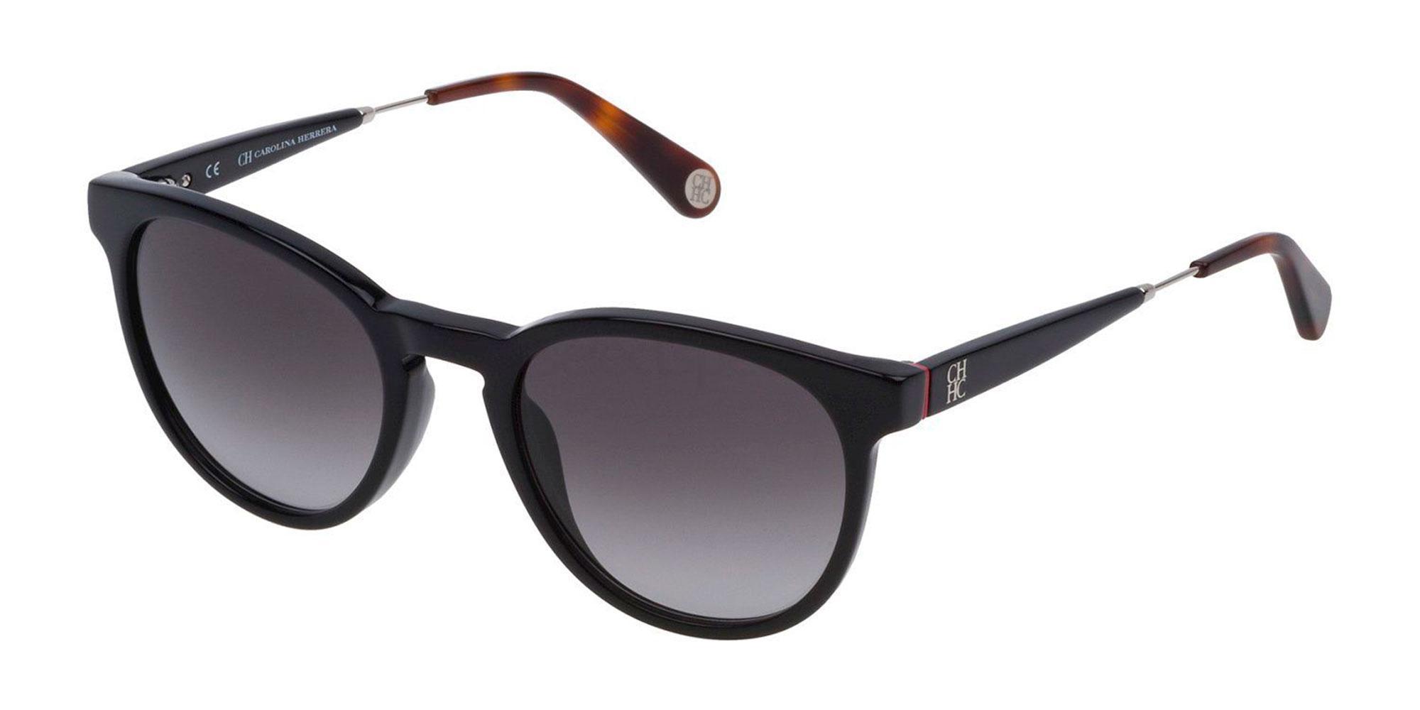 0700 SHE756 Sunglasses, CH Carolina Herrera