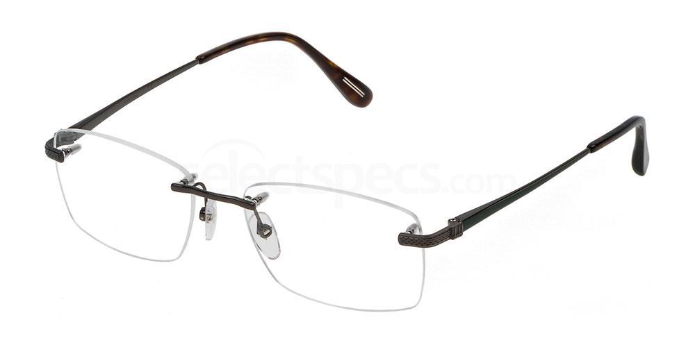 0568 VDH076 Glasses, Dunhill London