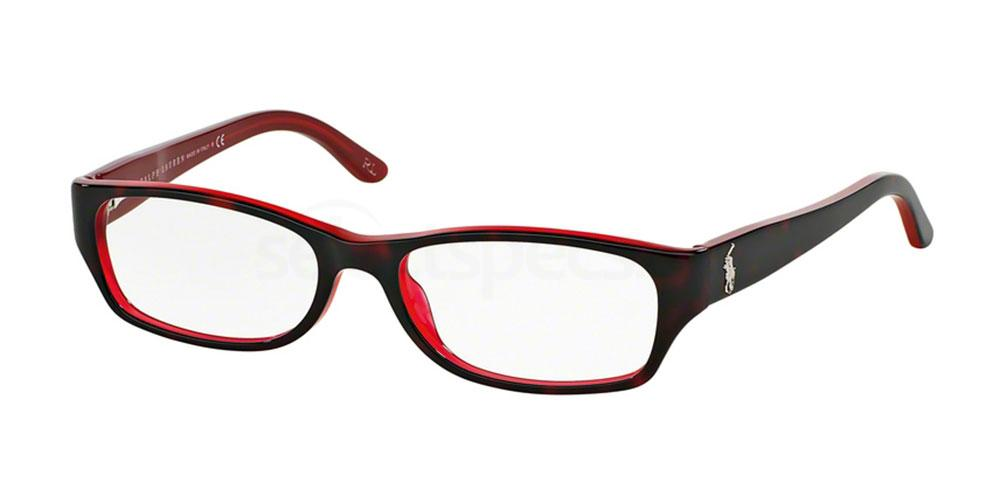 5255 RL6058 Glasses, Ralph Lauren