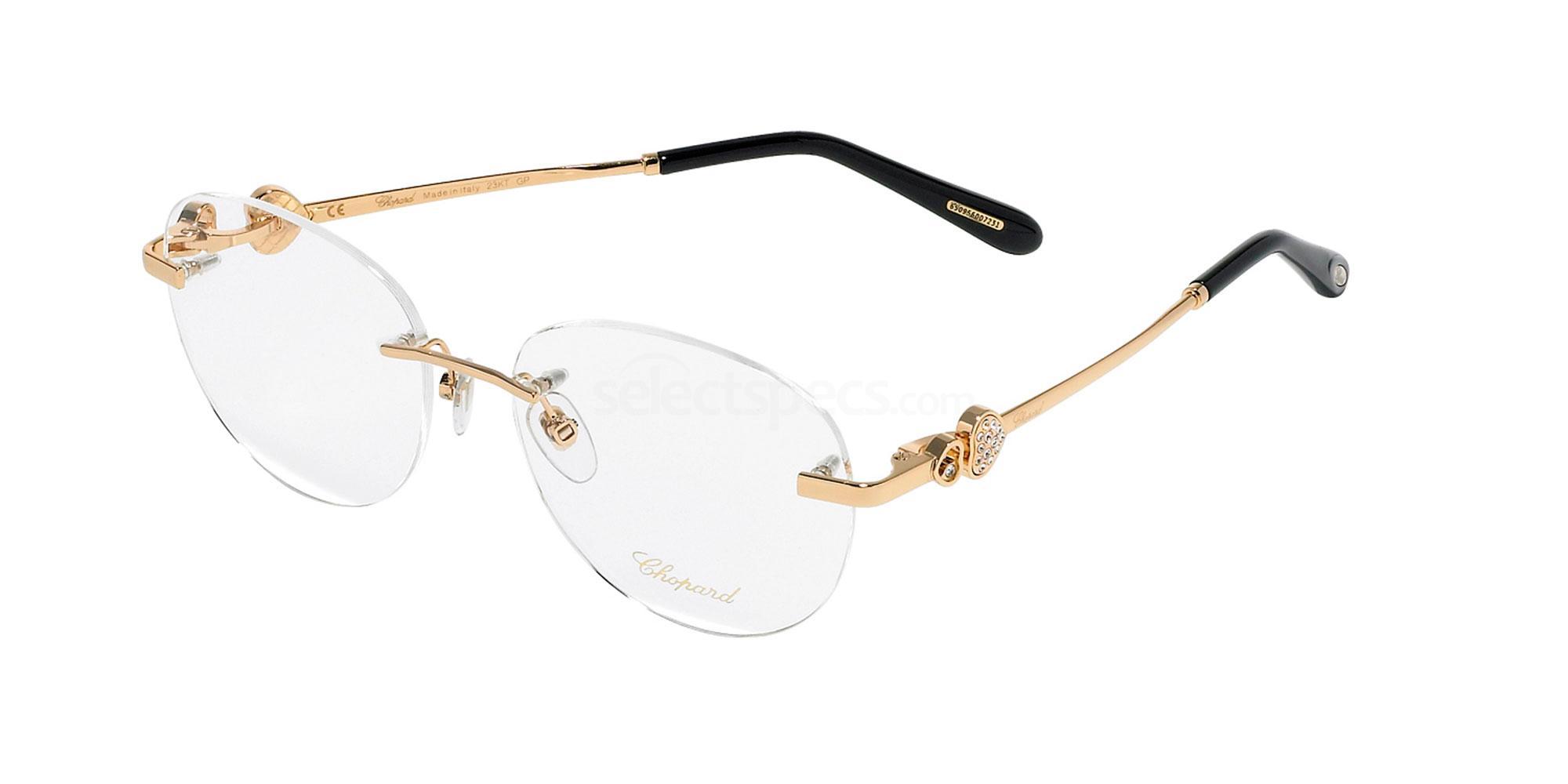 0300 VCHC53S Glasses, Chopard