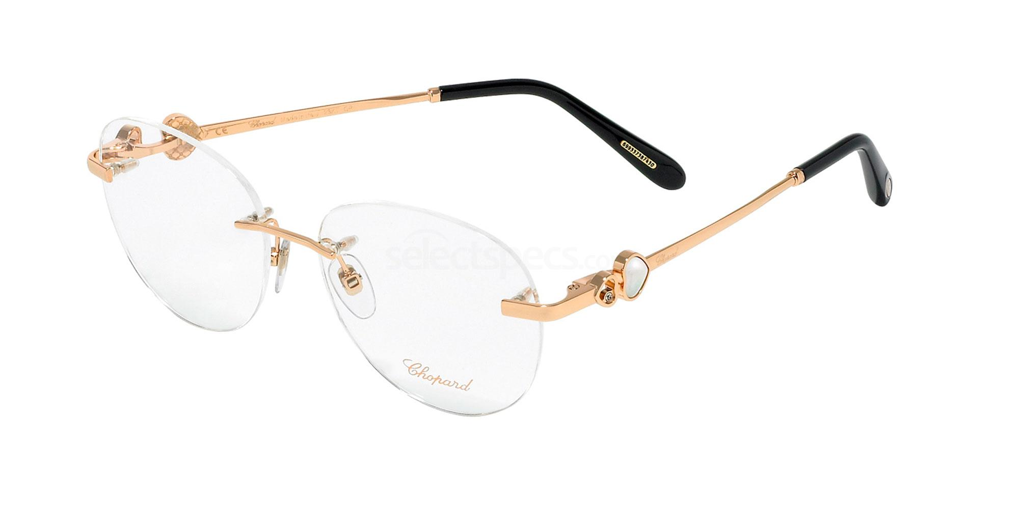 08FC VCHC53S Glasses, Chopard