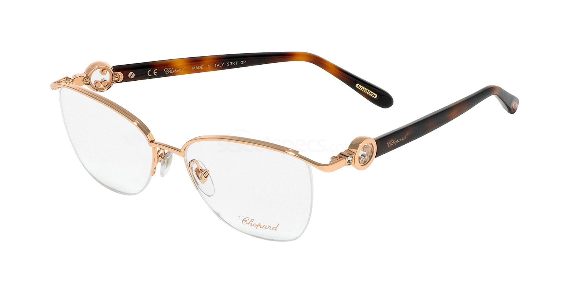 08FC VCHC54S Glasses, Chopard
