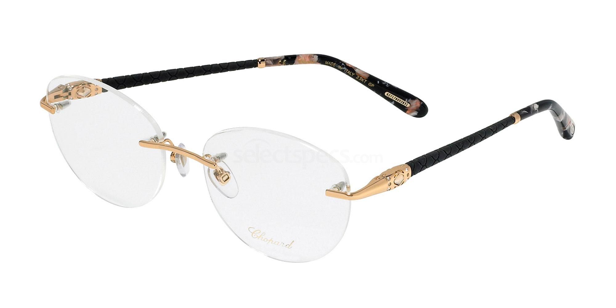 0300 VCHC71S Glasses, Chopard