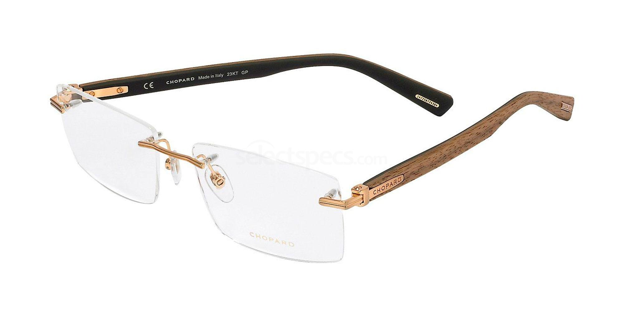 0383 VCHC39 Glasses, Chopard