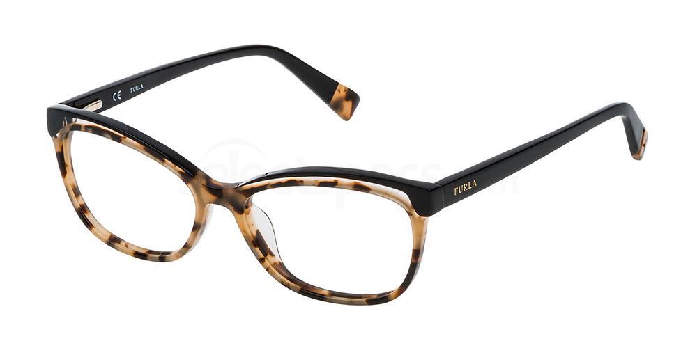 0839 VFU093 Glasses, Furla