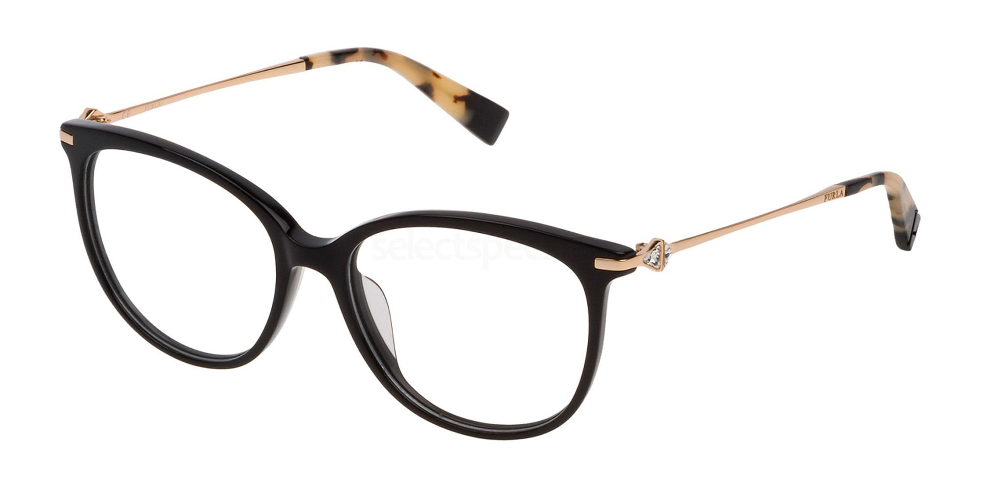 0700 VFU186S Glasses, Furla