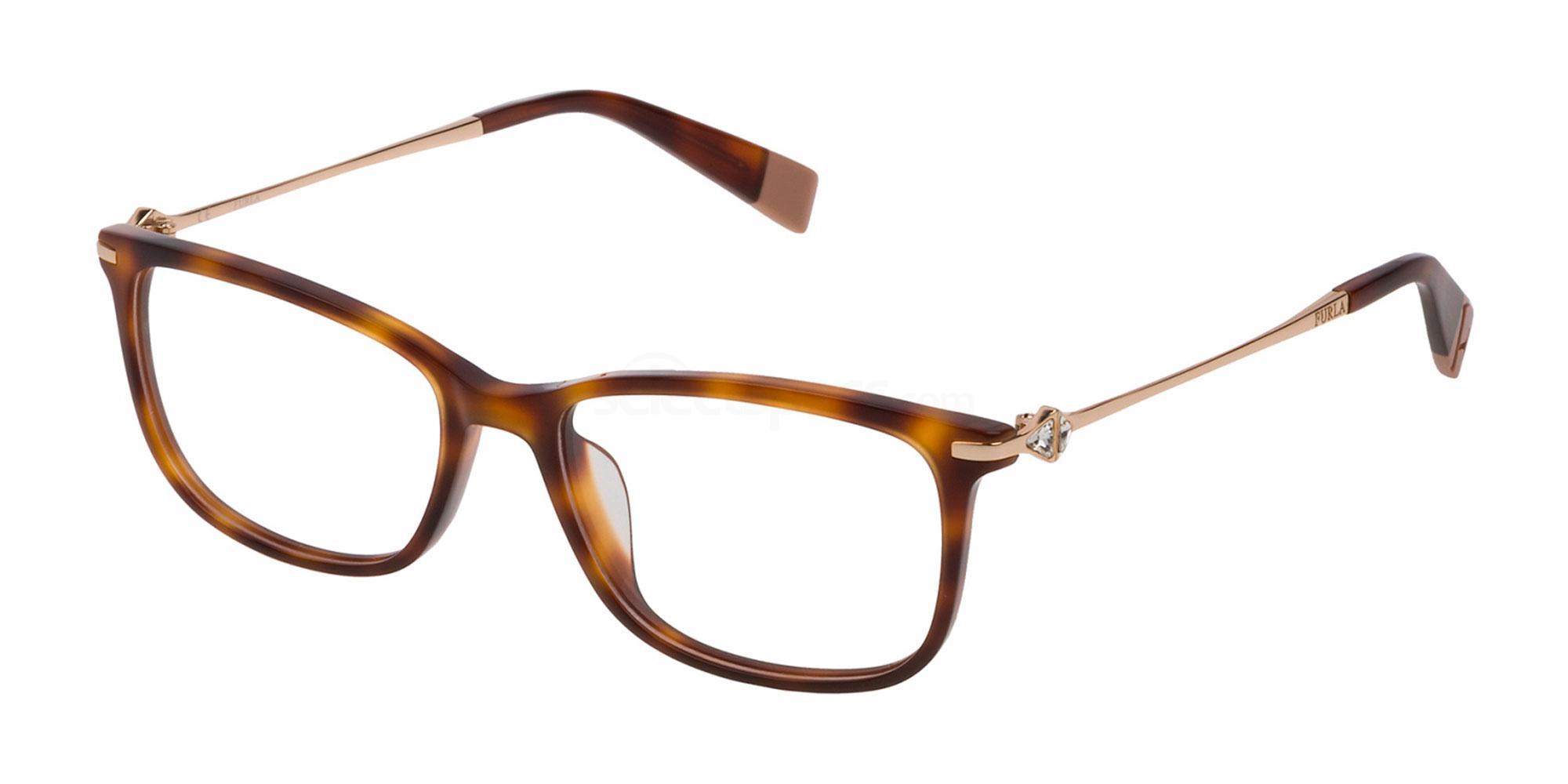 0752 VFU187S Glasses, Furla