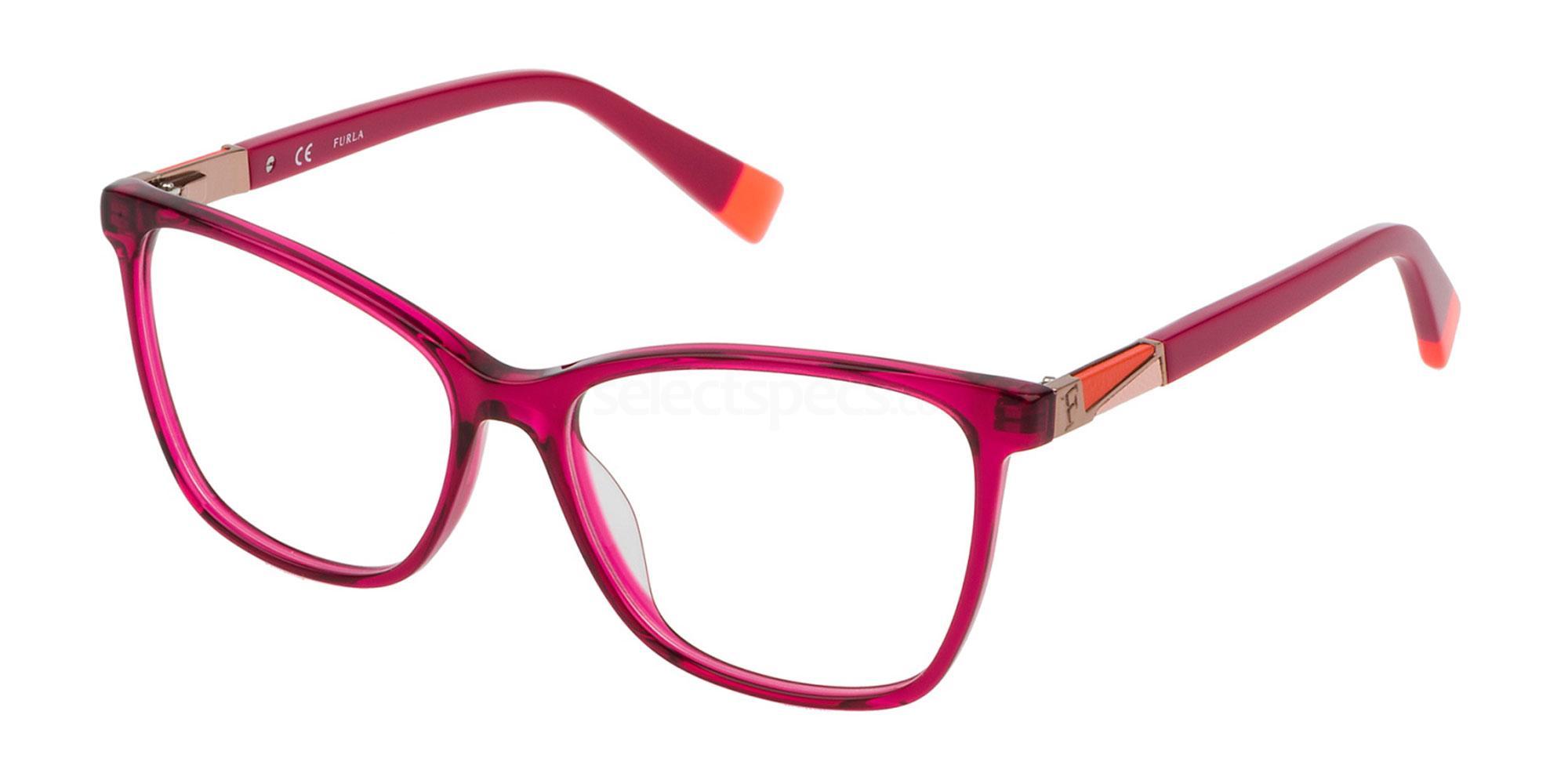 01BV VFU190 Glasses, Furla