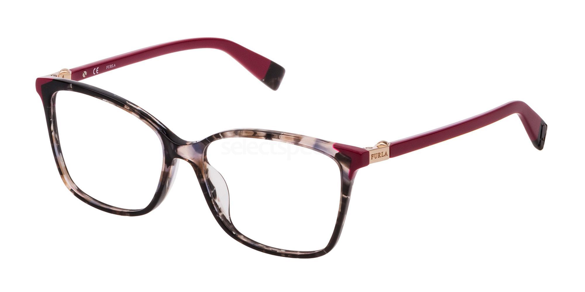 08B4 VFU295 Glasses, Furla