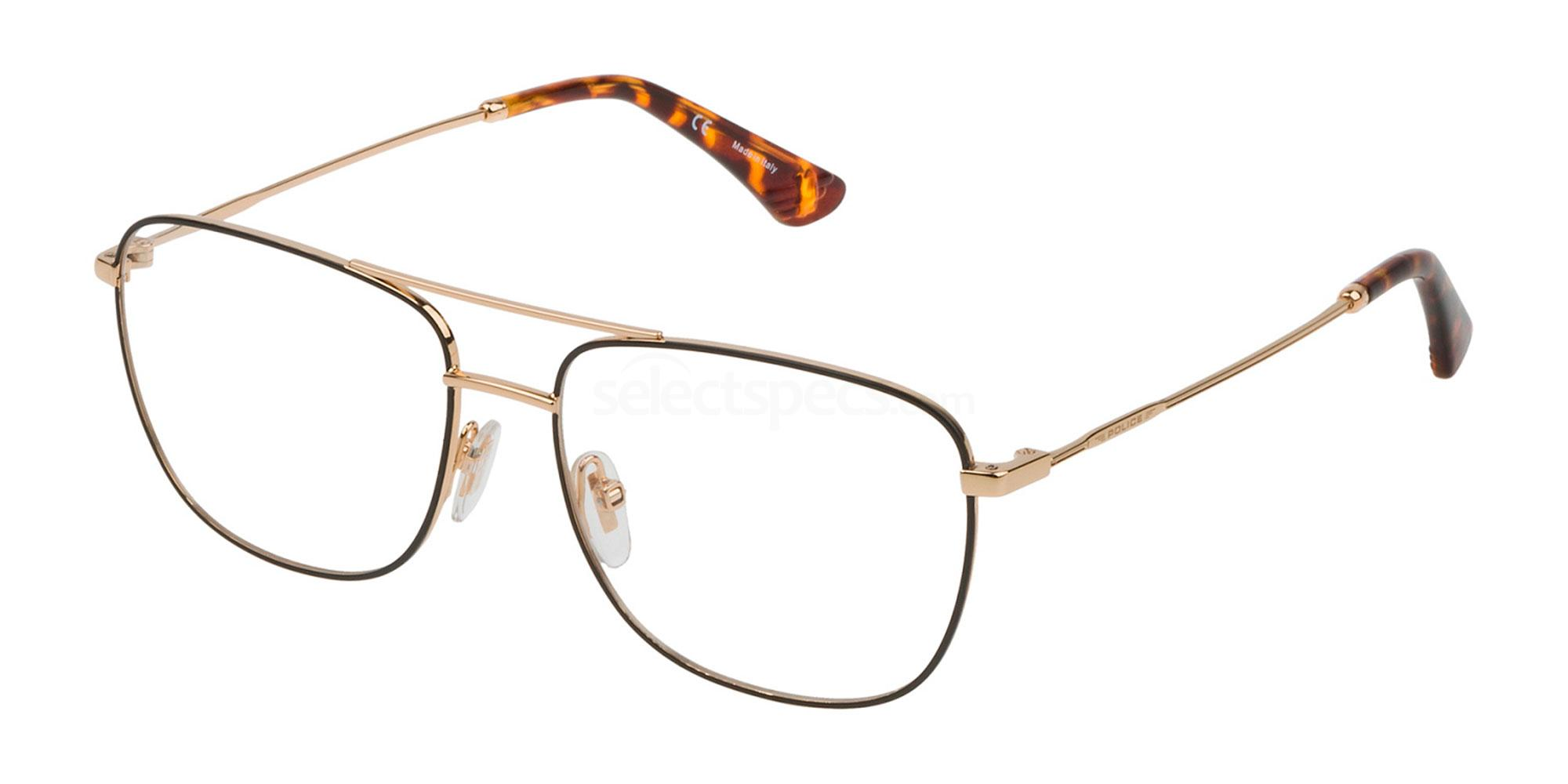 0302 VPL766 Glasses, Police