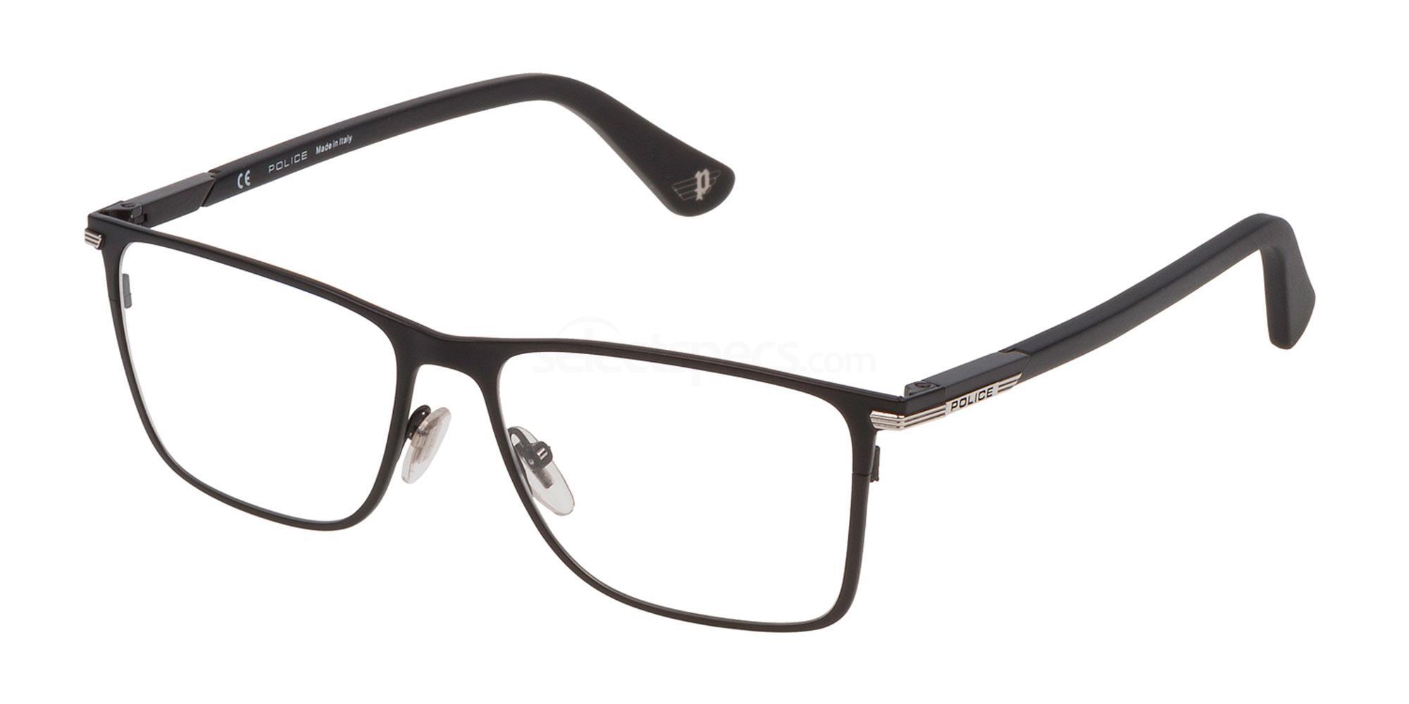 0541 VPL690 Glasses, Police