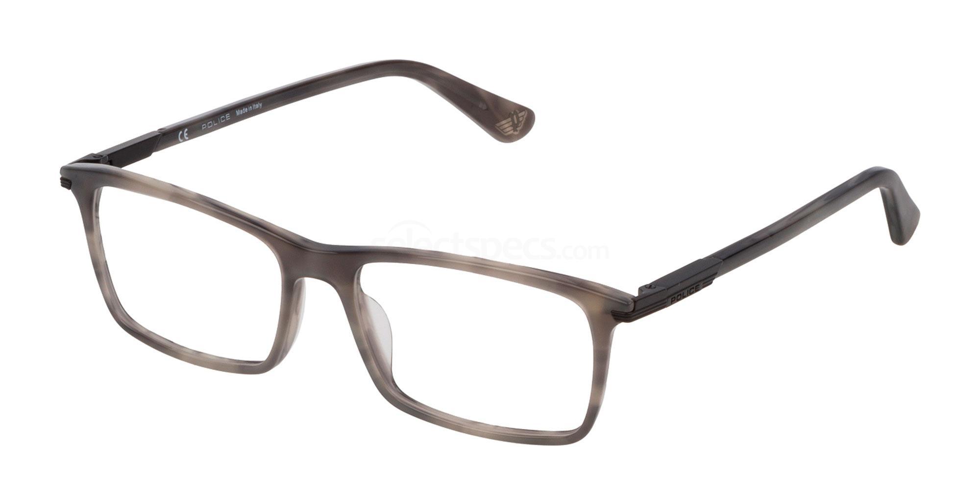 01EX VPL691 Glasses, Police