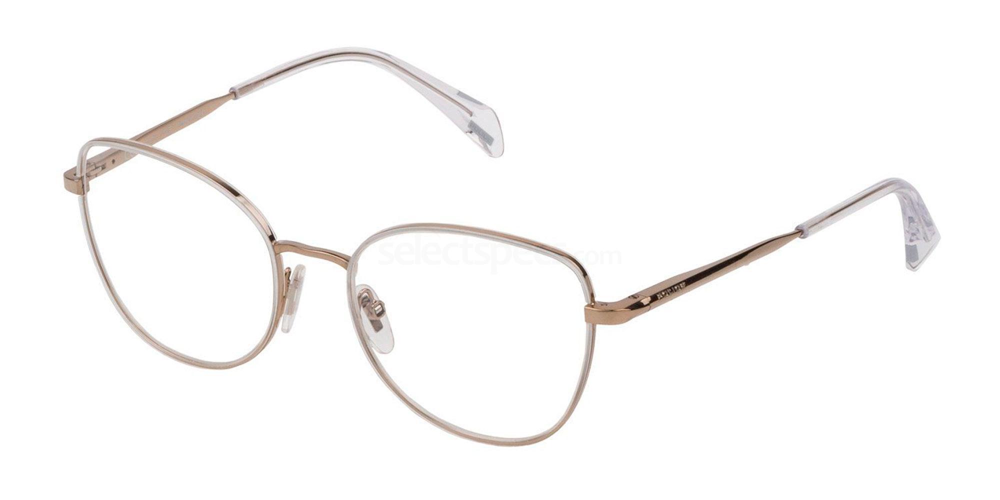 08FW VPL839 Glasses, Police