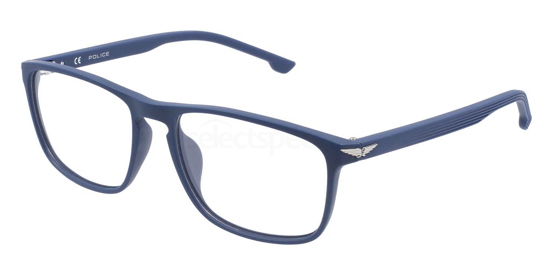 06QS VPLA44 Glasses, Police