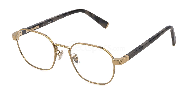 08FF VPLD54 Glasses, Police
