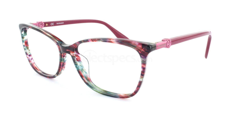 06L9 VTR236 Glasses, Trussardi