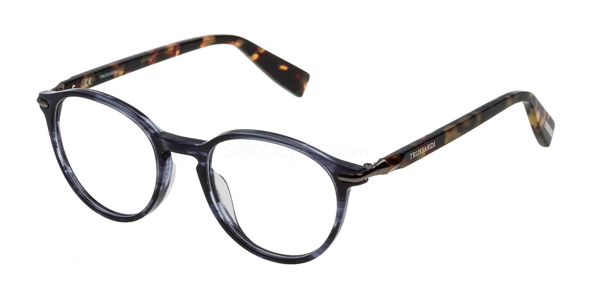06WR VTR192 Glasses, Trussardi