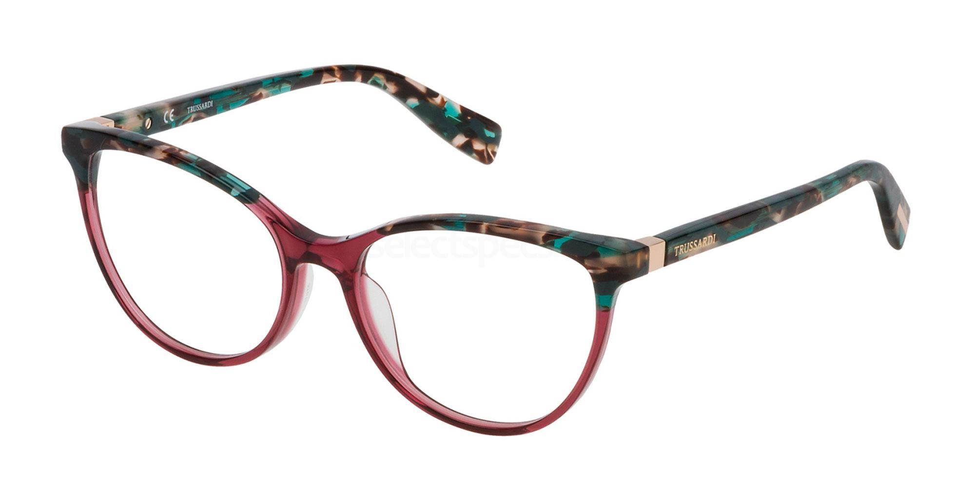 0765 VTR234 Glasses, Trussardi