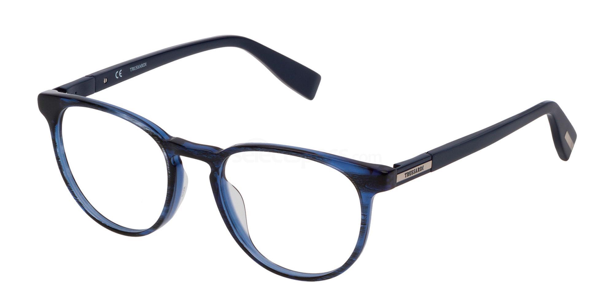 06B7 VTR243 Glasses, Trussardi