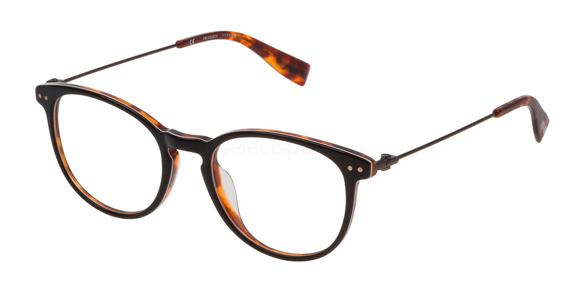 02A1 VTR245 Glasses, Trussardi
