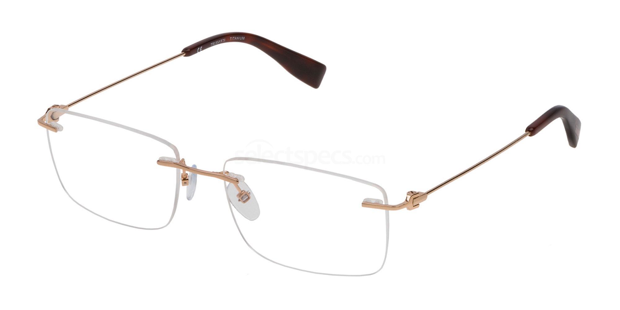 0300 VTR248 Glasses, Trussardi