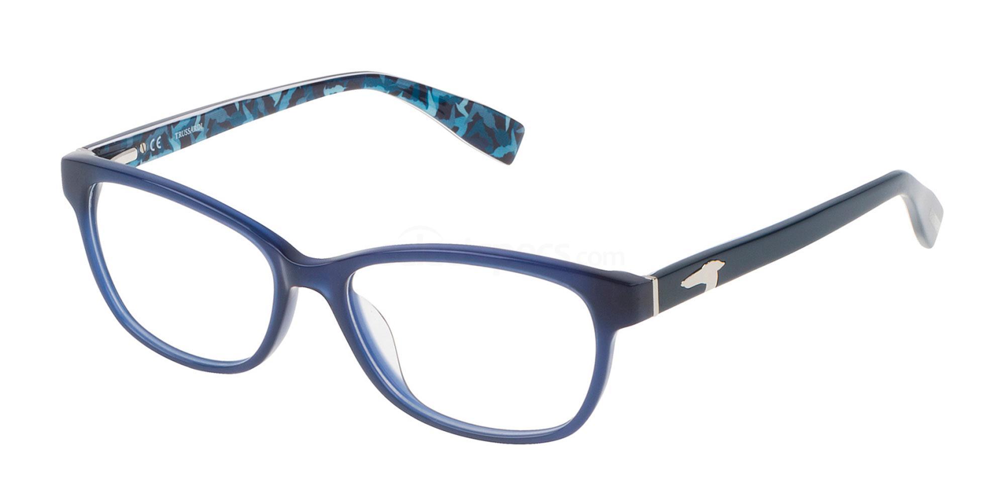 03GR VTR031 Glasses, Trussardi
