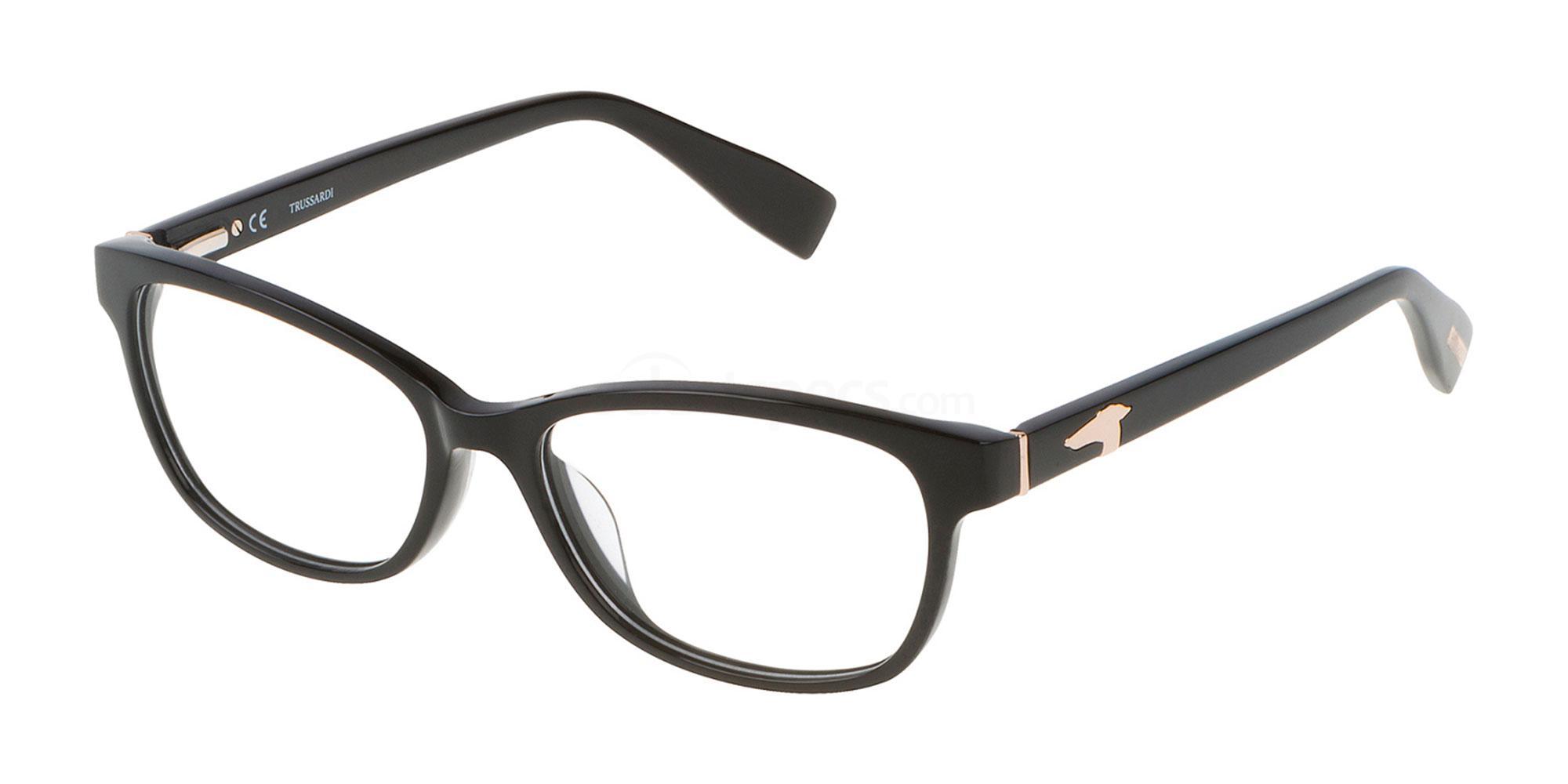 0700 VTR031 Glasses, Trussardi