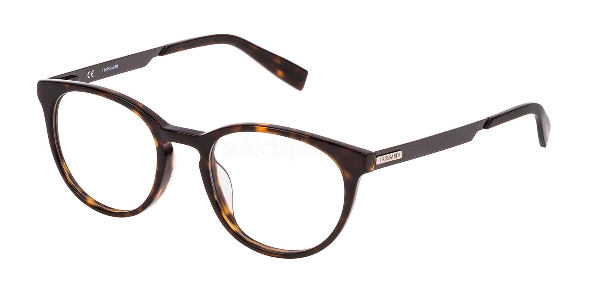0722 VTR041 Glasses, Trussardi
