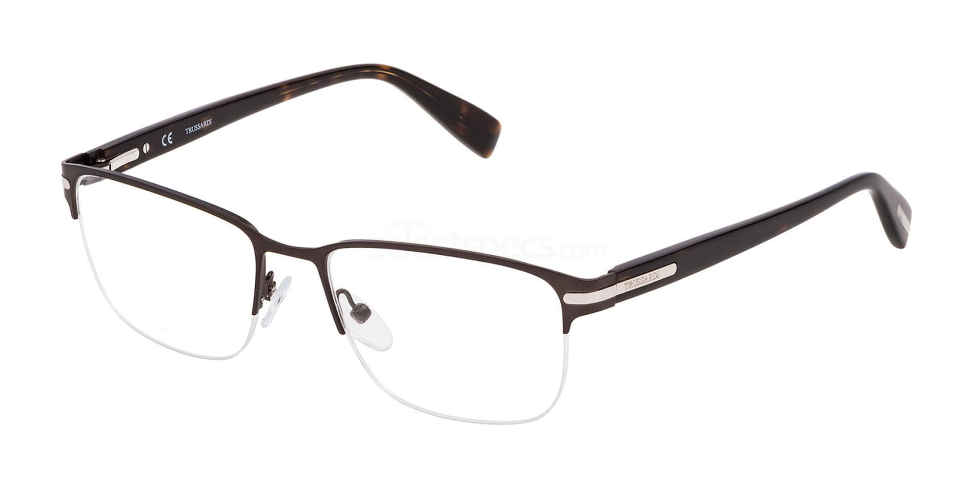 0627 VTR046N Glasses, Trussardi