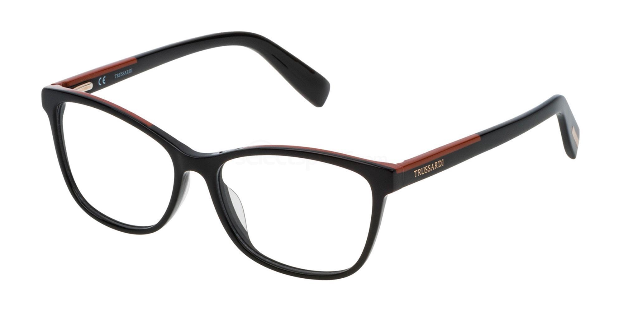 0700 VTR142N Glasses, Trussardi