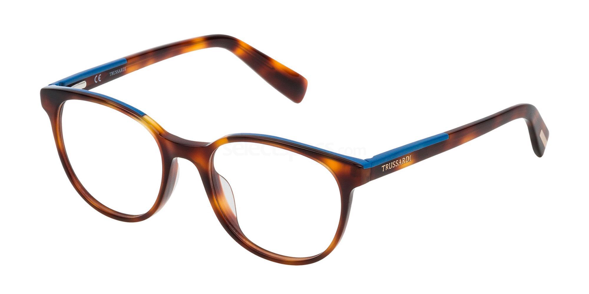 0752 VTR144 Glasses, Trussardi
