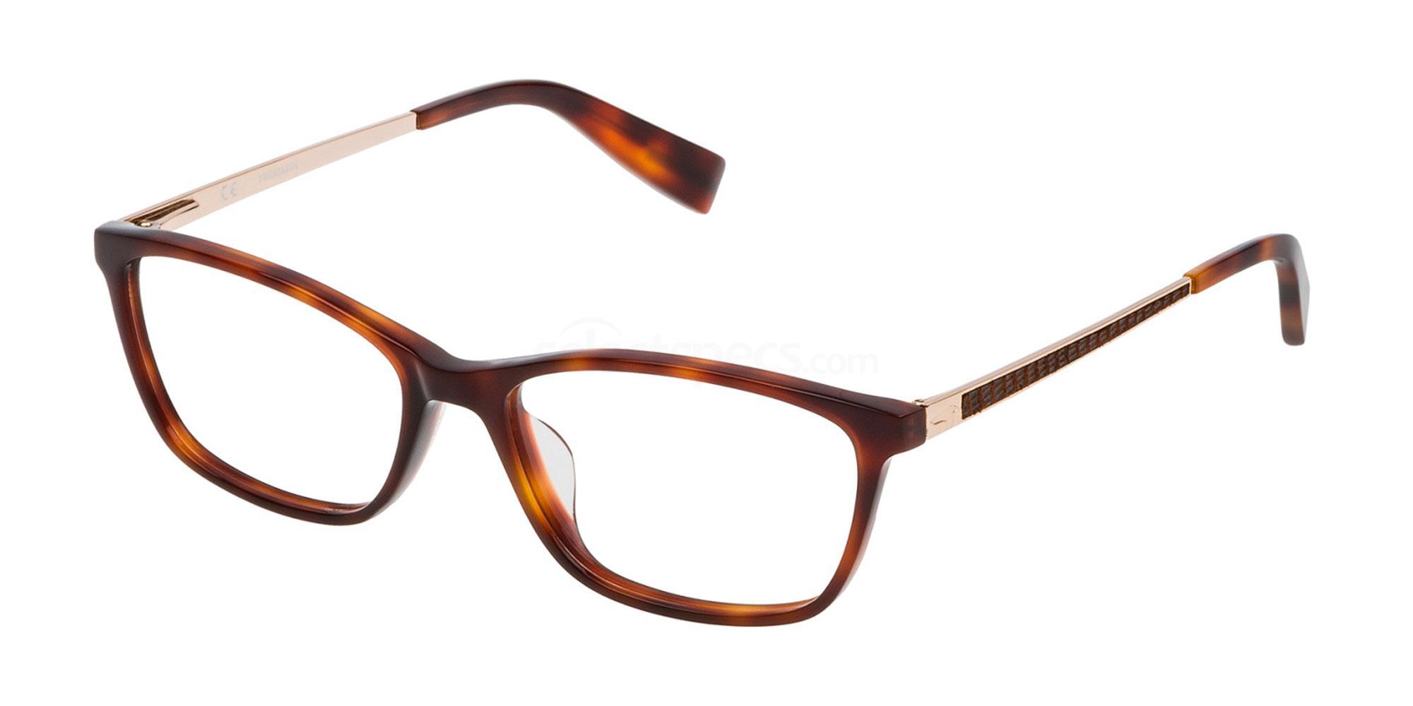 0752 VTR145N Glasses, Trussardi