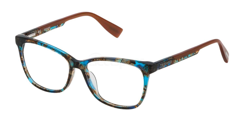 0GEK VTR158N Glasses, Trussardi