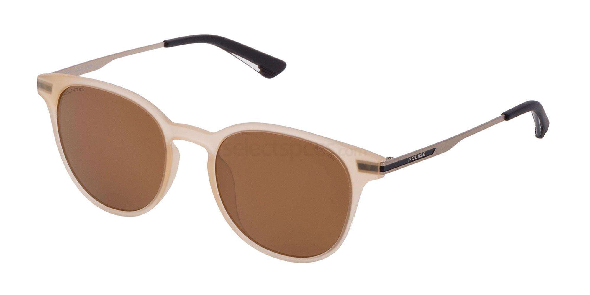 I02G SPL718 Sunglasses, Police