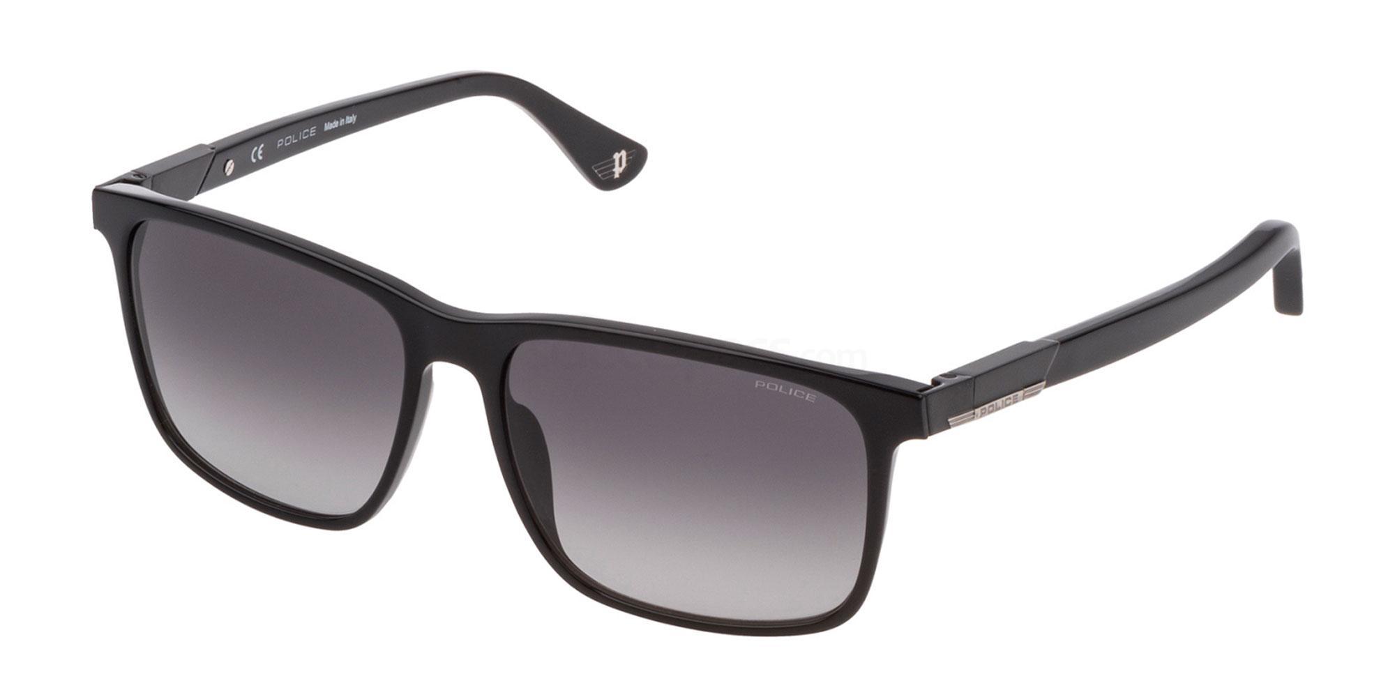 0700 SPL773 Sunglasses, Police